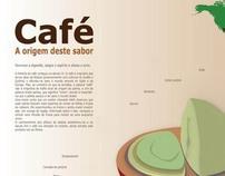 Infografia - Café, a origem deste sabor