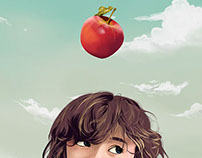 apple fall and she know
