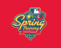 2013 MLB Spring Training Identity