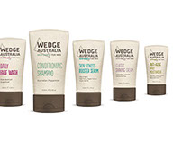 Wedge Australia // Skin Care for Men