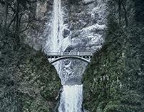 Portland-waterfall