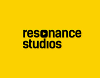 Resonance Studio Rebranding