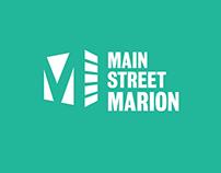 Main Street Marion | Rebrand