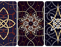 Ostara Tarot - Card Designs