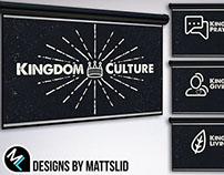 Kingdom Culture Series Artwork