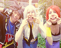 COSPLAY FX_Kingdom Hearts Play
