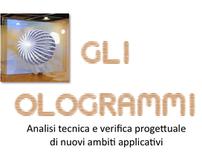 Tesi di Laurea - GLI OLOGRAMMI - Museum