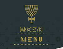 BAR KOSZYKI -COCKTAIL MENU