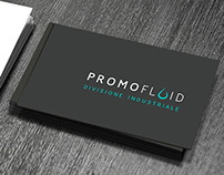 PROMOFLUID | Logo, Corporate Identity, Web