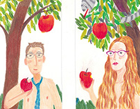 Adam and Eve of our time