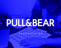 Comunication for Pull&Bear