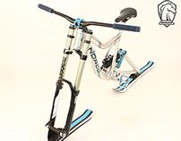 SKYLINE - snowbike project