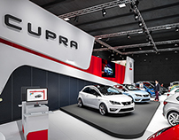 Seat @ Brussels Motor Show 2015