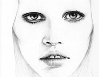 Some Recognizable People/Lara Stone/Marilyn Manson