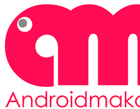 androidmakale.com logo çalışması