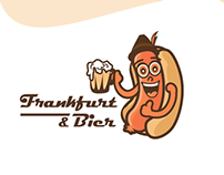 Frankfurt & Bier: Logotipo