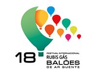 18º Festival Internacional de Balões de Ar Quente