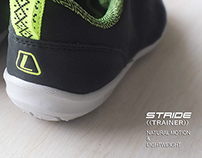League Spring/ Summer 2014 : Stride trainer