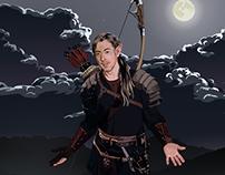 Valas - Elf Archer