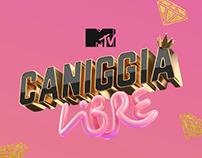 MTV - MTV CANIGGIA LIBRE