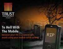 Trust Insurance-CSR Don't Text & Drive Campaign