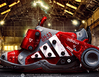 Mecha Adidas
