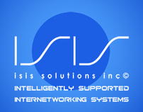 ISIS SOLUTIONS Inc. - Visual Identity