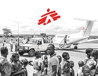 Médicos Sem Fronteiras - Infográfico
