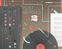 POST REMIXES Vol.2