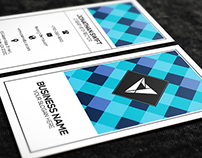 Classic Corporate Business Card Design