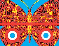 War Butterflies Series x Manuel Jaen