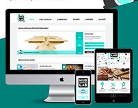 HUBLAB Logo & Website