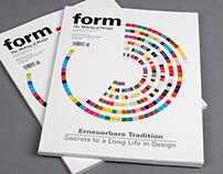 form Magazin