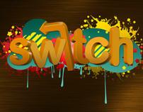 Switch Student Ministry Branding