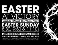 Easter Newspaper Ad