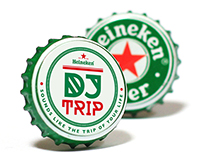 DJ TRIP for HEINEKEN (proposal)