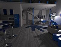 Yves Klein Studio