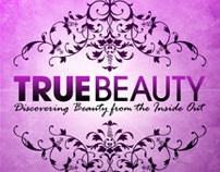 True Beauty Women's Conference Branding