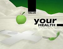 nib healthcare ads