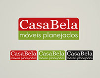 Identidade Visual - CasaBela móveis planejados