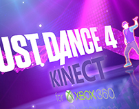 Just Dance 4 - Ubisoft