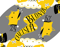 London Beer Factory: Chelsea Blonde