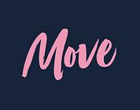 Move Identity and site design