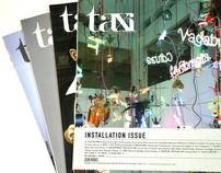TAXI. Art Magazine