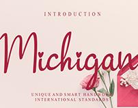 FREE | Michigan Font
