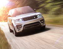 Range Rover - CGI