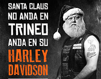 Navidad Coyote Harley-Davidson