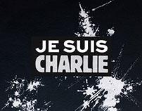 Je suis Charlie Tribute