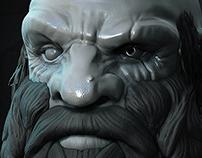 Dwarf - Sculpt