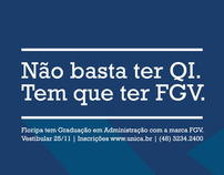 Campanha: FGV Floripa